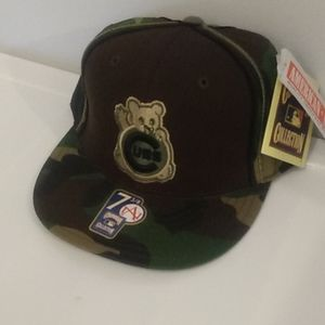 Vintage Chicago Cubs Fittd cap AMERICAN NEEDLE HAT
